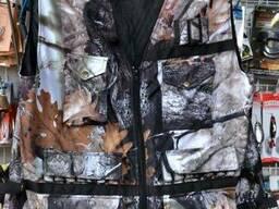 Удобная жилетка Дубок для охоты