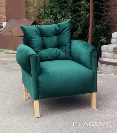Удобное кресло для кафе, ресторана, кальянной, салона, педикюра