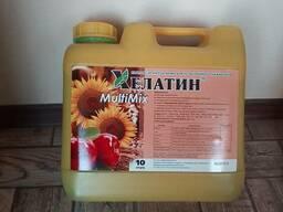 Удобрение Хелатин Мультимикс 10 л