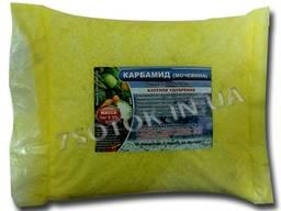 Удобрение «Карбамид» (Мочевина) 1 кг (эконом-пакет), оригинал