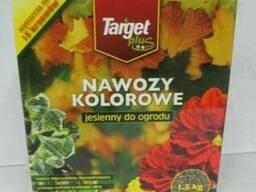 Удобрение осеннее для сада 1, 5 кг Target (гранулы)