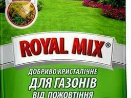 Удобрение Royal Mix crystal spray для газона от. ..