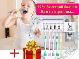 Стерилизатор зубных щеток , Убивает Covid-19!!! подарок