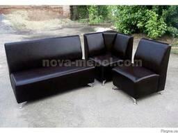 Угловые диваны для кафе - на заказ любые цвета и размеры
