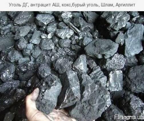 Уголь, антрацита
