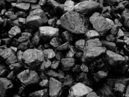 Уголь марки ДГ в мешках и навалом