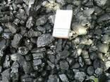 Уголь Антрацит обогащенный, уголь Курной, Пеллеты со склада - фото 1