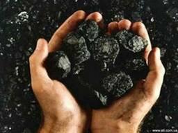 Уголь (антрацит ОРЕХ) 1-30 тонн
