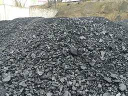 Уголь ДГ 13-100, 13-25, 0-200