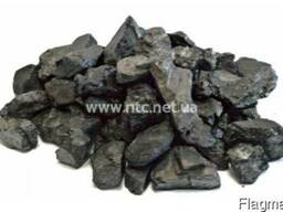 Уголь длиннопламенный ДГ отборный