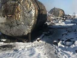Уголь древесный charcoal средней фракции дуб, ясень производ - фото 6