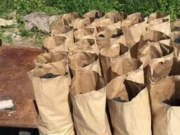Уголь древесный для мангала (Яблоня) 10 кг.