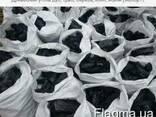 Уголь древесный(ДУБ) - фото 1