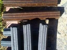 Уголь древесный из брикета пиникей. экспорт в европу