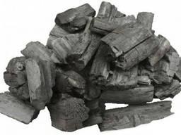 Уголь древесный в бумажных мешках 1, 5 кг, 2, 5кг, 5кг, 10кг
