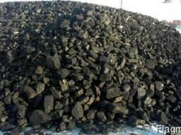 Уголь фабричный марки Д, ДГ