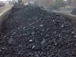 Каменный газовый уголь марки ГСШ (0-13).