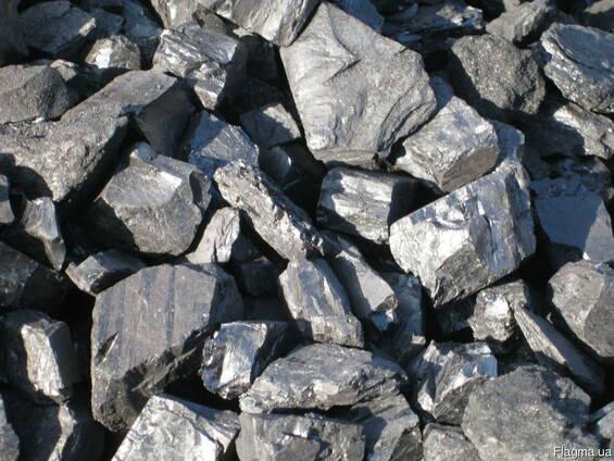Уголь казахстанский в мешках