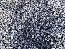 Уголь каменный Антрацит (АС, АМ, АО) фабричный.