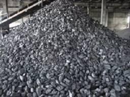 Уголь газовый марки ДГ (0-100).
