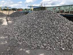 Уголь каменный и антрацит (вугілля кам'яне та антрацит)