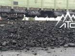 Уголь казахстанский в мешках (фасованный) - фото 2