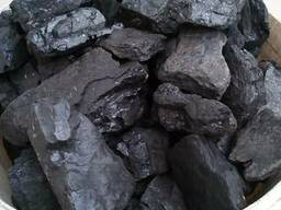 Торфобрикет у мішках, вугілля, паливній деревобрикет.