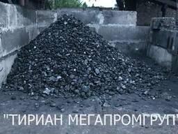 Уголь марки ДГ (13-100)