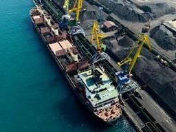 Уголь на Экспорт. Coal for Exports.