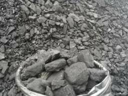 Уголь пламенный в мешках