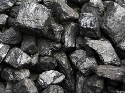 Уголь в Киеве навалом и в мешках