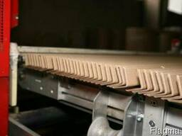 Уголки из картона для защиты продукции