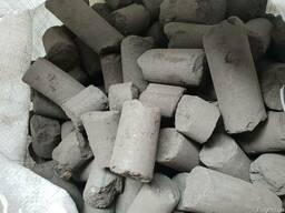 Угольный брикет (антрацитовый 100%)