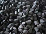 Угольный брикет, (основа Антрацит) - фото 1