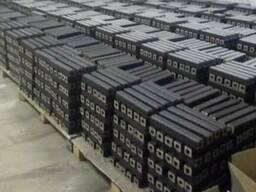 Угольный брикет типа Пини Кеу