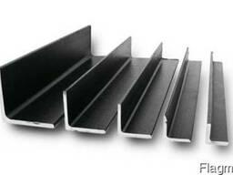 Уголок алюминиевый равнополочный и разнополочный