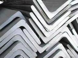 Кутник сталевий рівнополичний 125х125х10