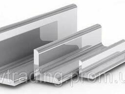 Уголок алюминиевый 45х45х2 сплав АД31 Т5