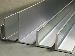 Уголок алюминиевый 20х20х1 АД31