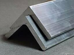 Уголок алюминиевый 63х63х6