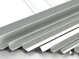 Кутник алюмінієвий АД31т5 80х40х3х6000