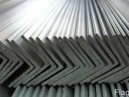 Уголок алюминиевый 40(5)х65(4) В95Т1