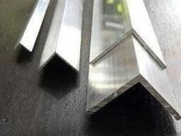 Уголок алюминиевый АД31 50х50х2.5мм ГОСТ цена купить, достав