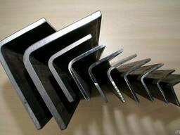 Уголок алюминиевый АМг5,6 50х30х3х4