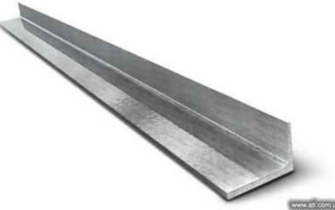 Уголок алюминиевый АМГ5, АД 15-100мм