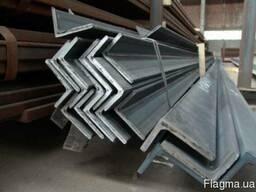 Уголок алюминиевый АМГ5 ПР 100-9*6000 (25*25*2) купить