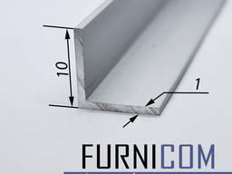 Уголок алюминиевый от 10*10 до 100*40