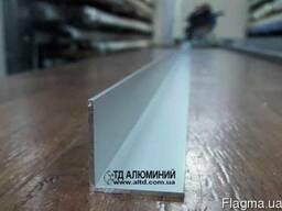 Уголок алюминиевый равносторонний 40х40х2