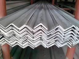 Уголок алюминиевый 80x80x6 6060 T6 розница и опт