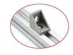 Уголок для алюминиевого станочного профиля т-слот 2020